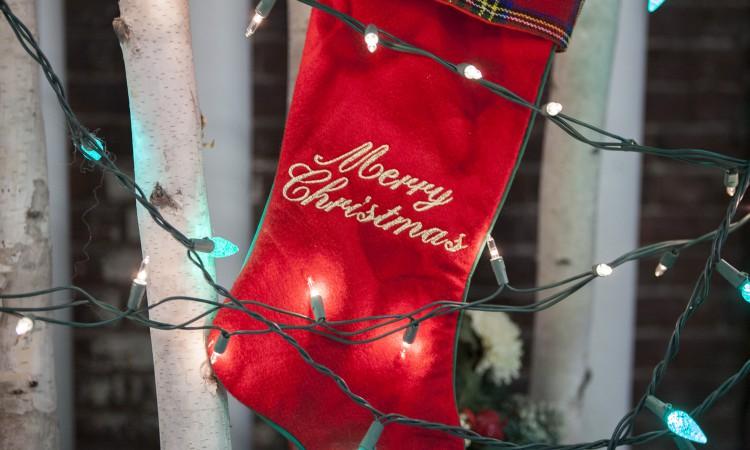 Merry Christmas by silverstone interiors design dubai