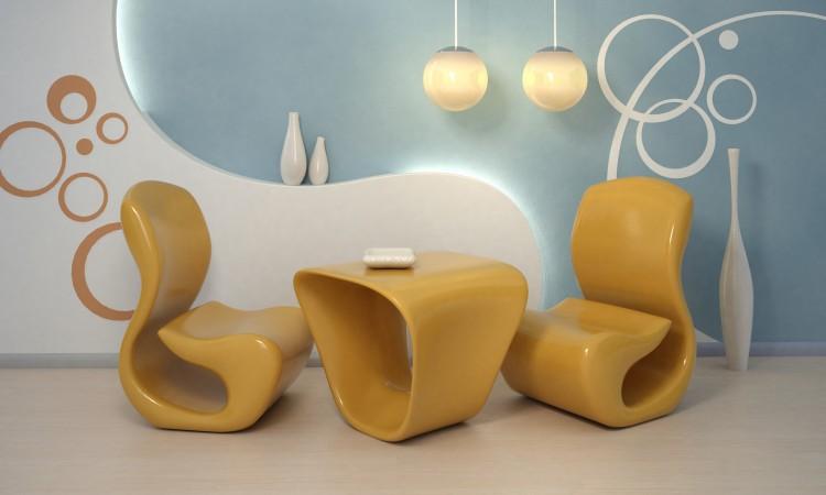 Furniture design - Silverstone interiors design Dubai